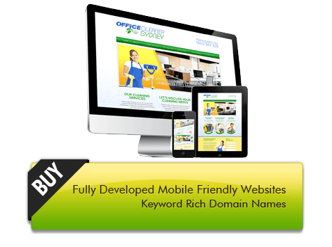 Buy a Fully Developed Website