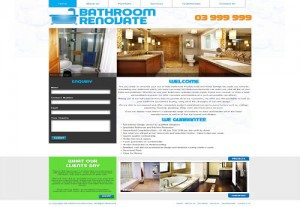 Bathroom Renovate