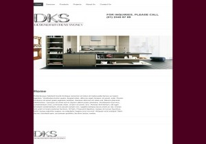 Designer Kitchen Sydney