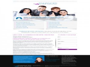 Enhanced Resume Creations1