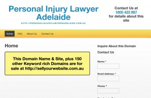 Personal Injury Lawyer Adelaide