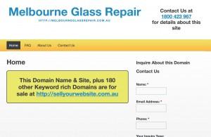 Melbourne Glass Repair