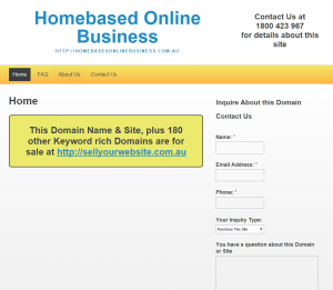 homebasedonlinebusiness