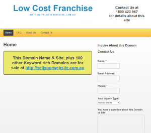 lowcostfranchise