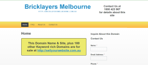 Bricklayers Melbourne