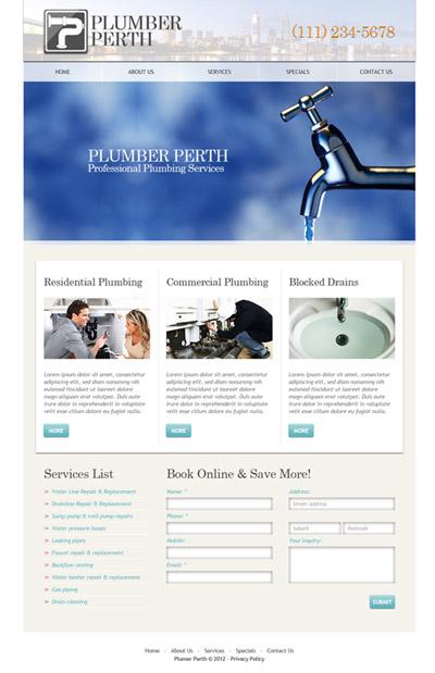 plumberperthwa.com